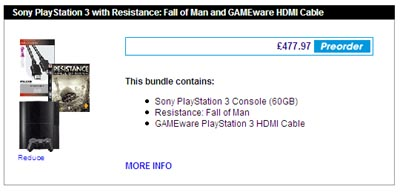 GAME's PS3 price-cut shame