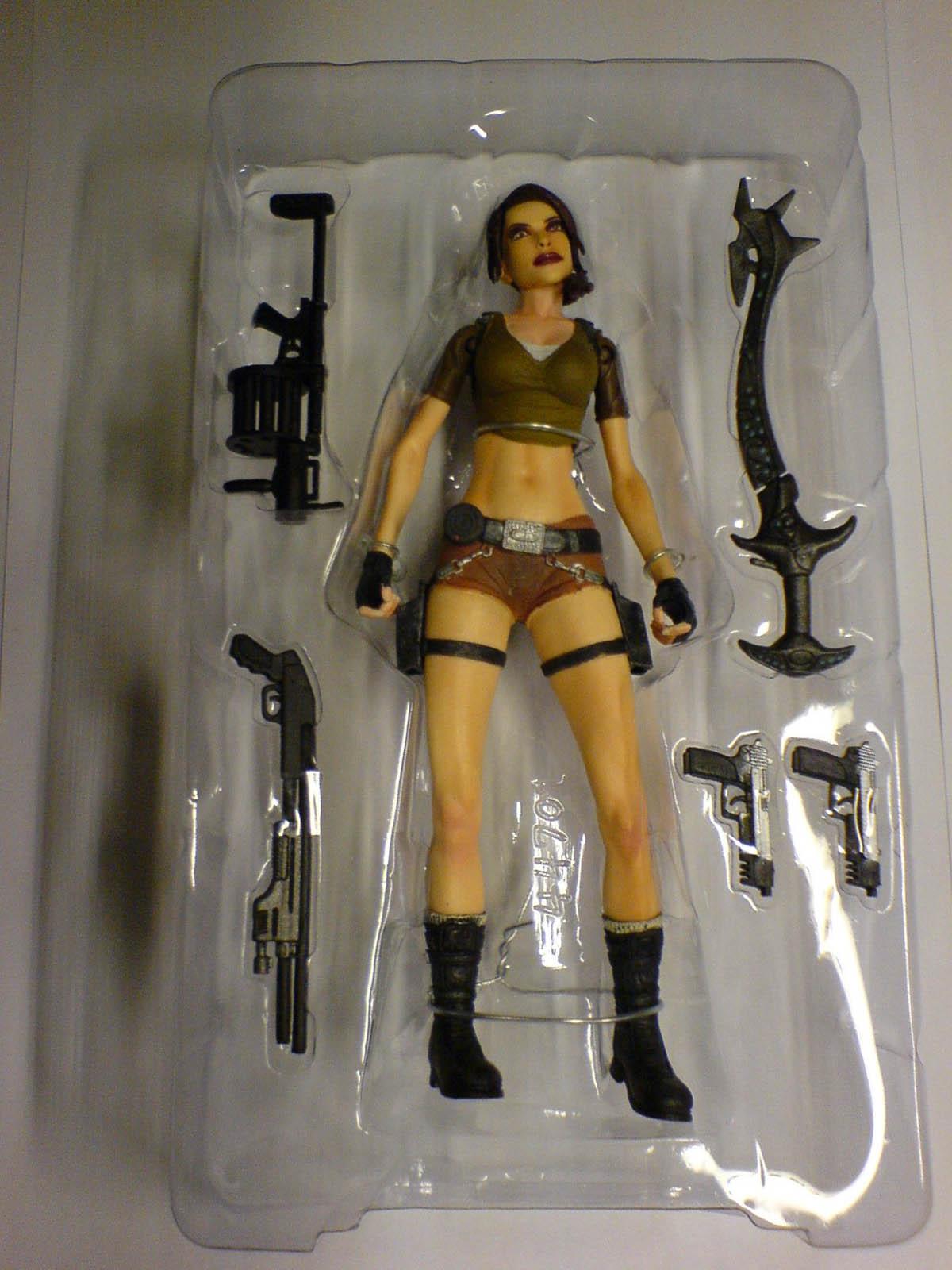 Tomb raider model porn.