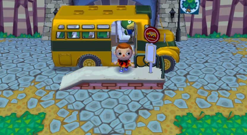 how to catch bees animal crossing wild world