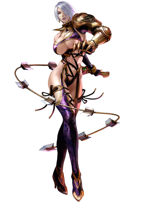 IT'S TIME TO START GETTING EXCITED ABOUT SOUL CALIBUR IV ...