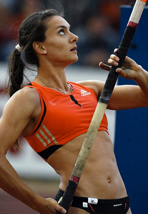Youtube Russian Woman Pole Vaulter 68