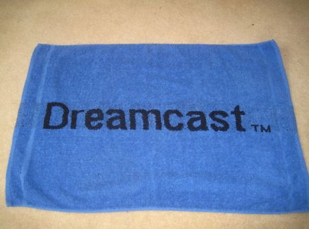 dreamcast towel