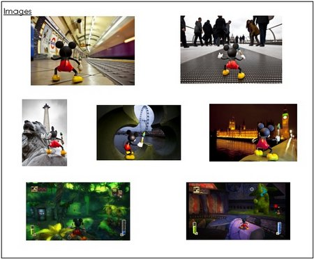 epic mickey photos