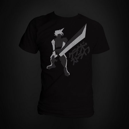Final-Fantasy-VII-t-shirt