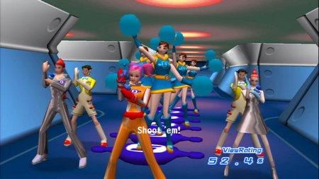 space channel 5 psn xbox live 2