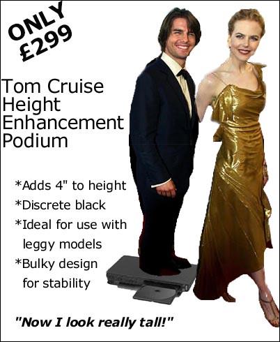 Tom Cruise Podium Tom Cruise